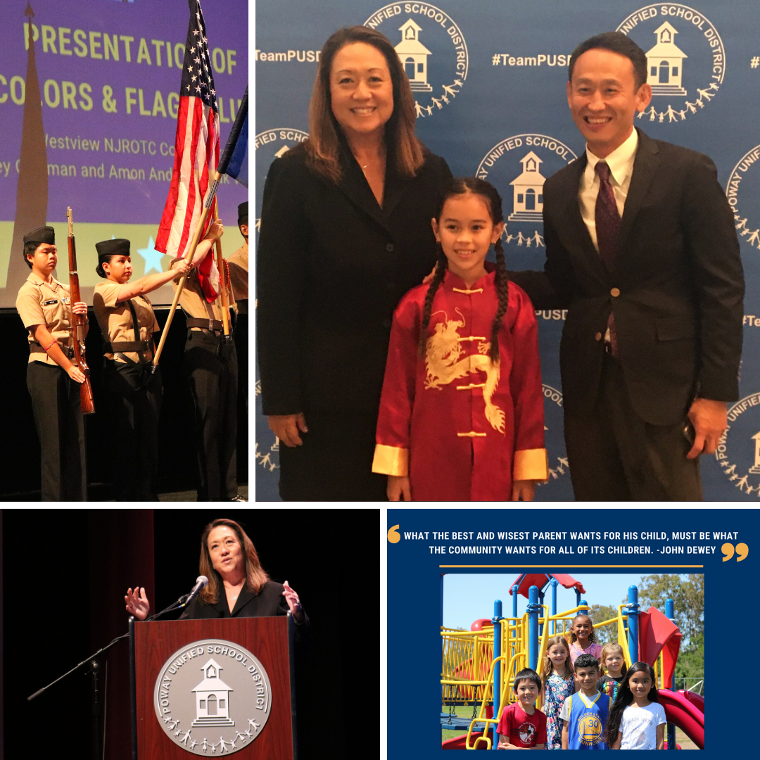 2019 State of the District Photo collage