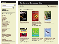 Amazon Technology Store